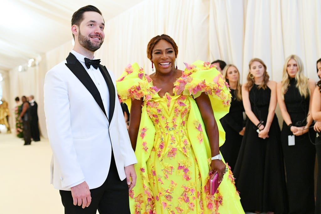 Serena Williams and Alexis Ohanian Celebrate 2nd Anniversary