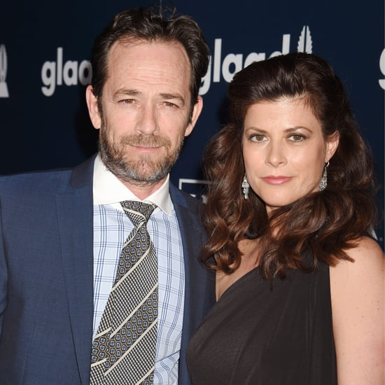 Luke Perry's Fiancée Reacts to His Death