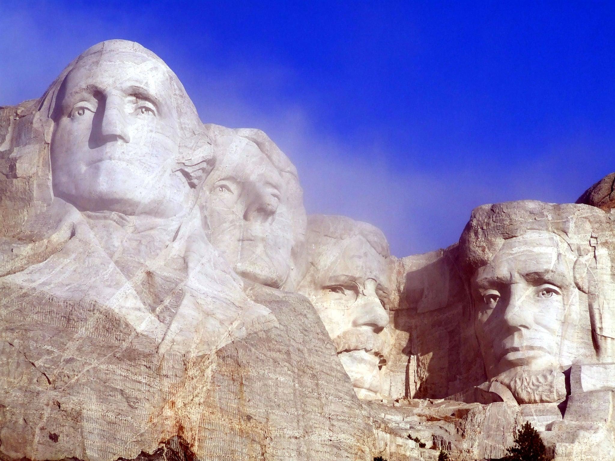Mount Rushmore National Memorial: South Dakota