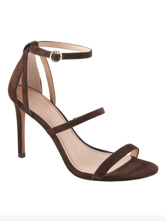 Bare High-Heel Sandal