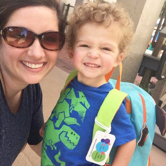 Mom's Note to Son on First Day of Preschool