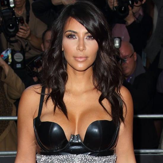 Kim Kardashian Nude Pictures Reportedly Leak