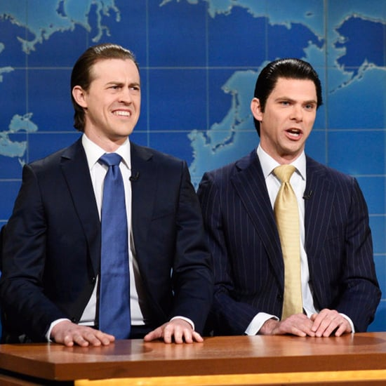 SNL Weekend Update Eric and Donald Trump Jr. Russia Email