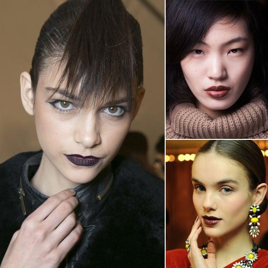 Trend: Moody Lips