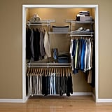 ClosetMaid ShelfTrack Adjustable Closet Organizer Kit