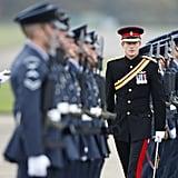 RAF Honington, 2014