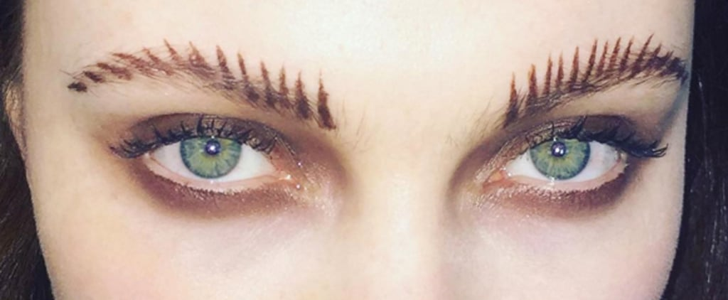 Feral Frond Brows Are the Perfect Edgy Trend to Try This Festival Season
