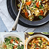 Get the recipes: chicken soup recipes