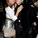 Natalie Massenet and Matthew Williamson