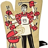 """I'll Feed All You F*ckers"" Oven Mitt"