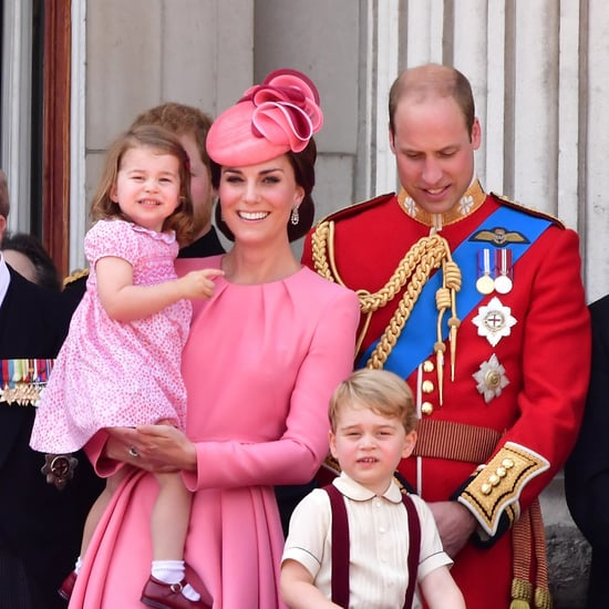 Princess Charlotte Fashion