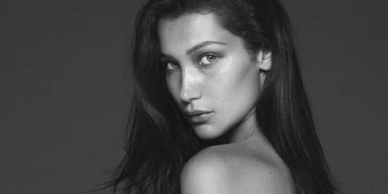 Bella Hadid Poses Totally Nude For Stunning Shoot In Vogue Paris