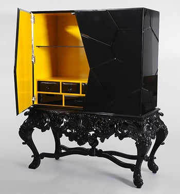 Crave Worthy: Victoria Cocktail Cabinet