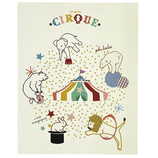 Cirque Wall Art ($20)