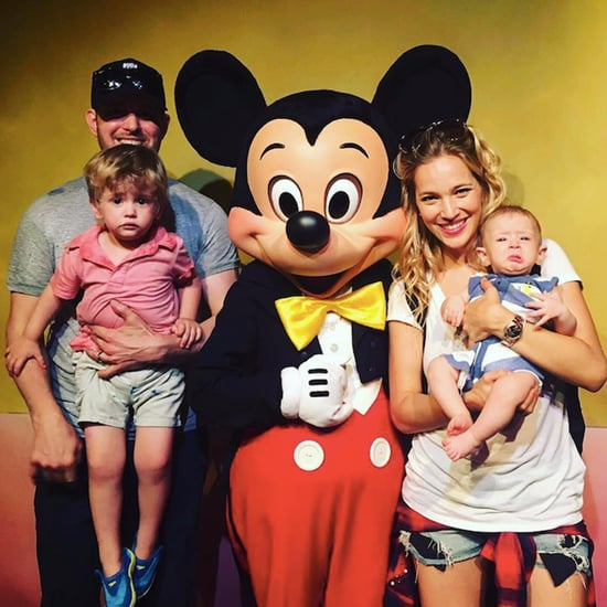 Luisana Lopilato and Michael Buble Family Photos
