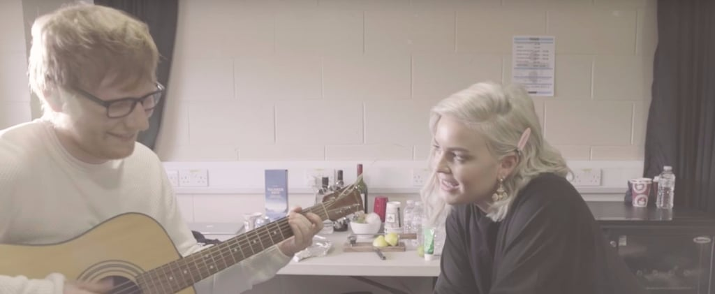 "Ed Sheeran's Acoustic ""Ciao Adios"" Cover With Anne-Marie Is Almost TOO Good"