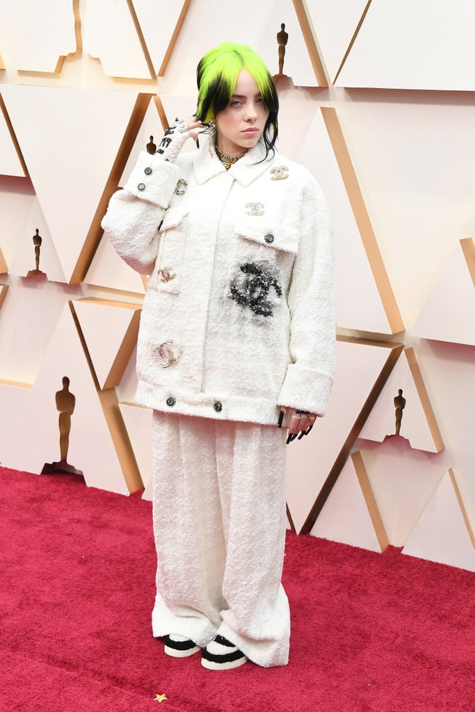 Billie Eilish at the Oscars 2020   Pictures