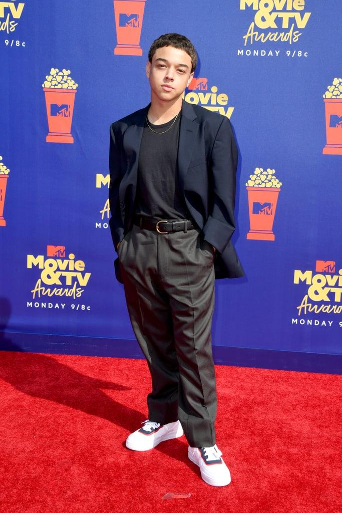 Jason Genao at the 2019 MTV Movie and TV Awards