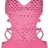 La Perla Onyx Collection Bubblegum Pink Swimsuit