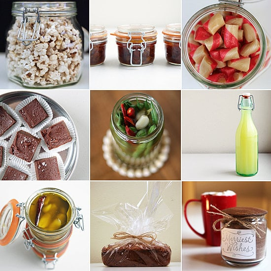 60+ Ideas For Homemade Edible Gifts!