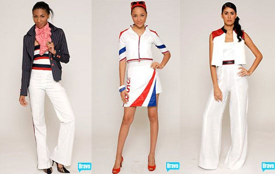 Which Team USA Project Runway Look Was Most Fab?