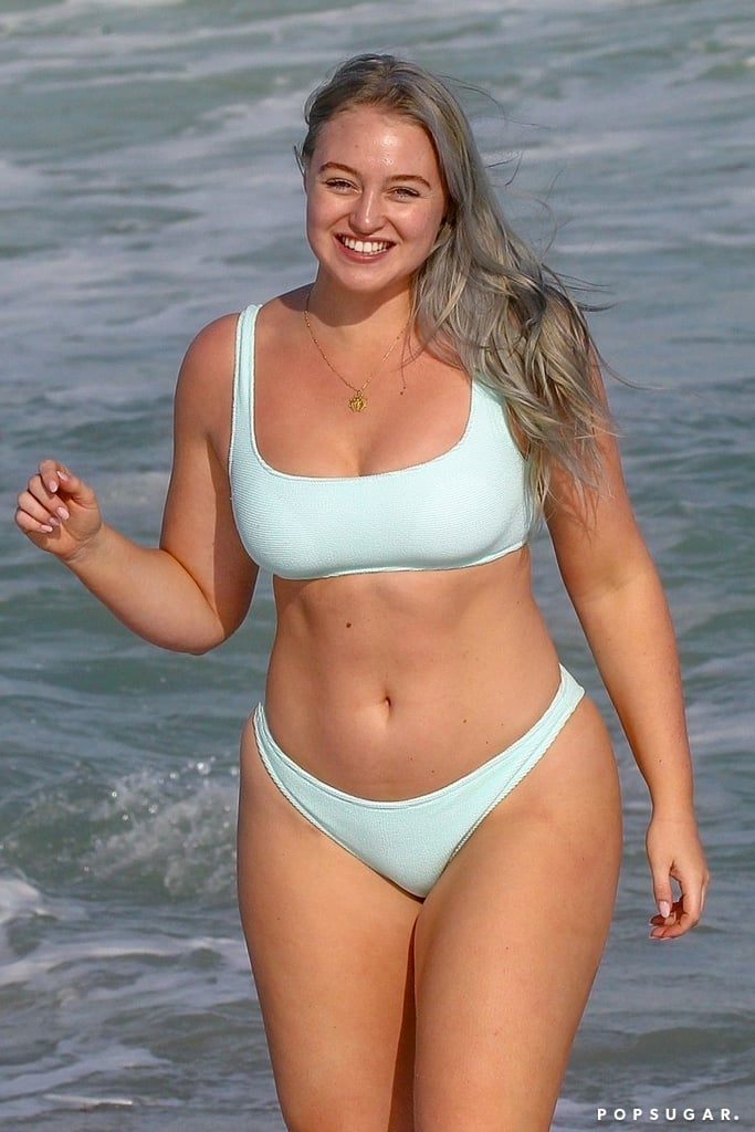 Iskra Lawrence Bikini Pictures in Miami January 2019