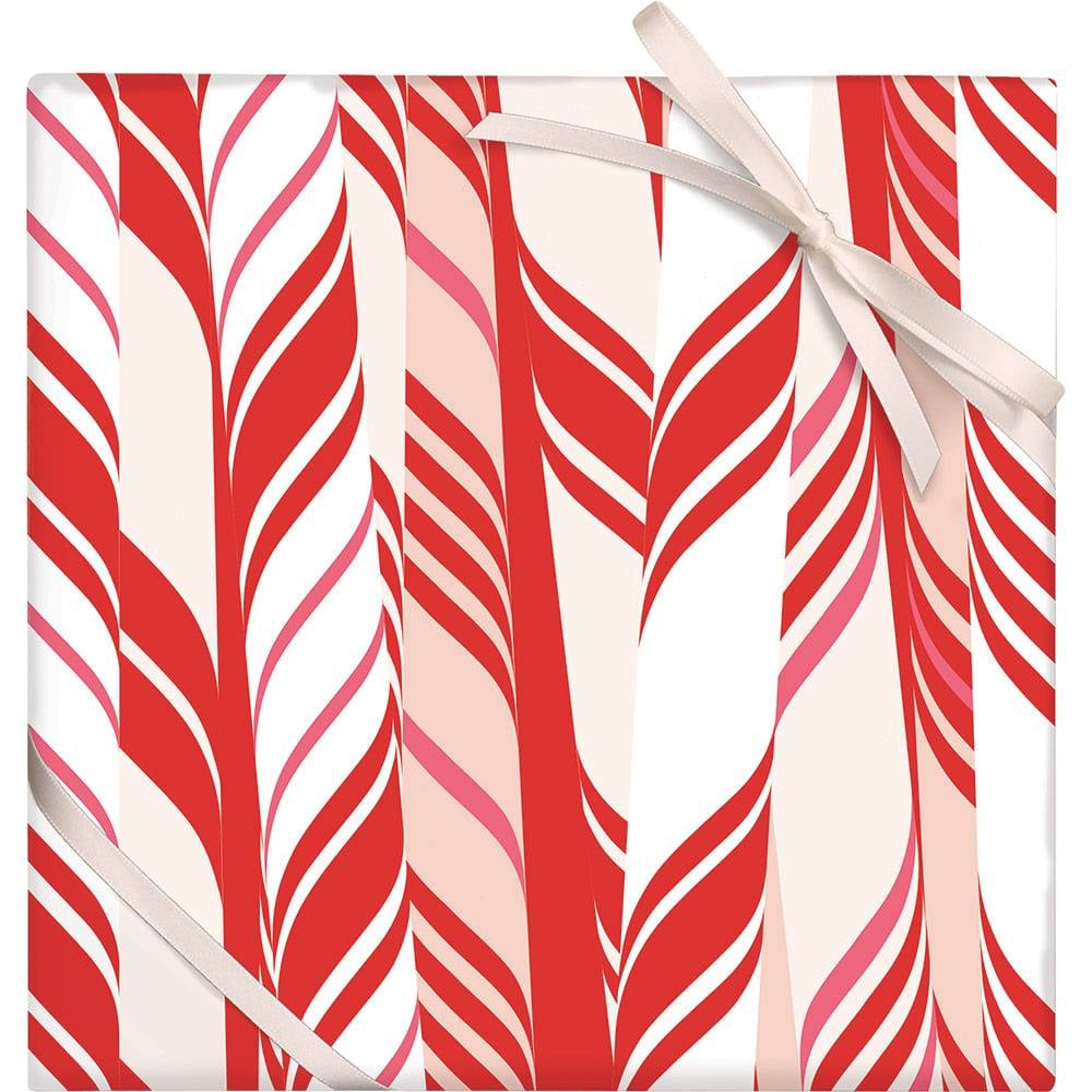 candy cane stripe wrapping paper best christmas wrapping paper