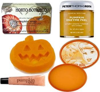 Seasonal Pumpkin Beauty Products