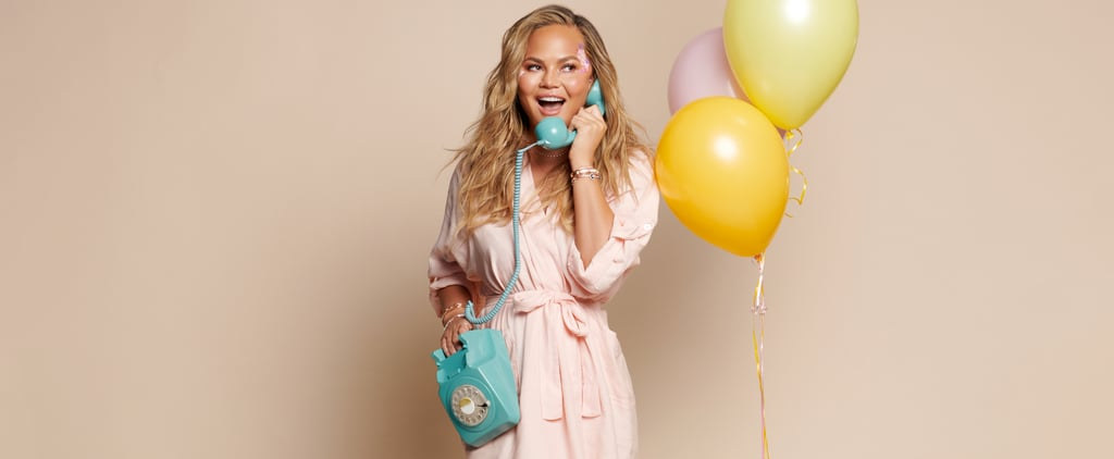 Chrissy Teigen Released a Chill Collection of Robes