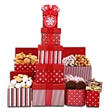 Alder Creek Gifts Something For Everyone Gift Tower Christmas Gift Basket