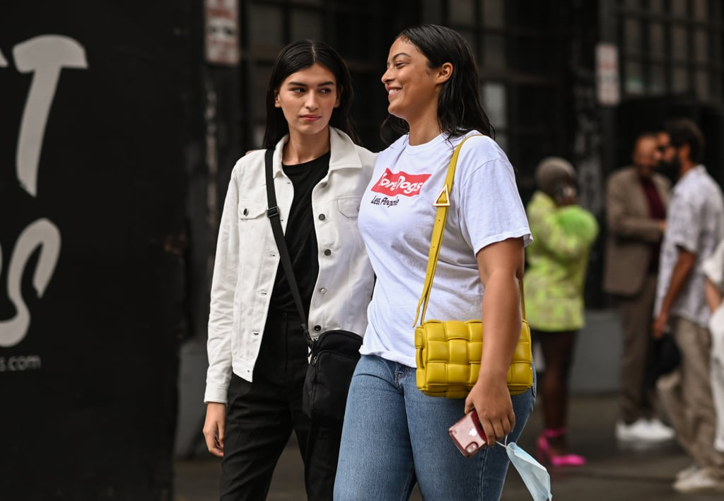 See the Best Street Style at New York Fashion Week
