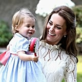 Cutest Pictures of Princess Charlotte