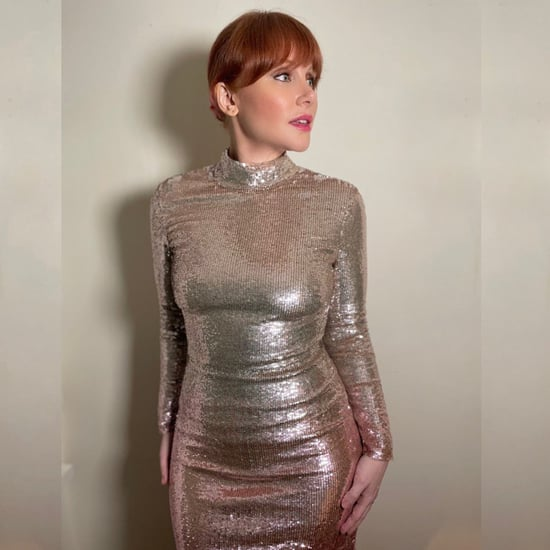 Bryce Dallas Howard's Golden Globes Dress From The RealReal