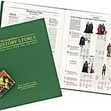 "Take a special dive into how the paper of the record has covered Star Wars throughout the years with your own custom ""History of the Force: New York Times Headlines From Far, Far Away"" ($80) book. You can get it in three different editions and see ""reviews, news articles, graphics, photos, and behind-the-scenes exclusives."""