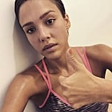 Celebs like Jessica Alba love sweating it out in the morning.