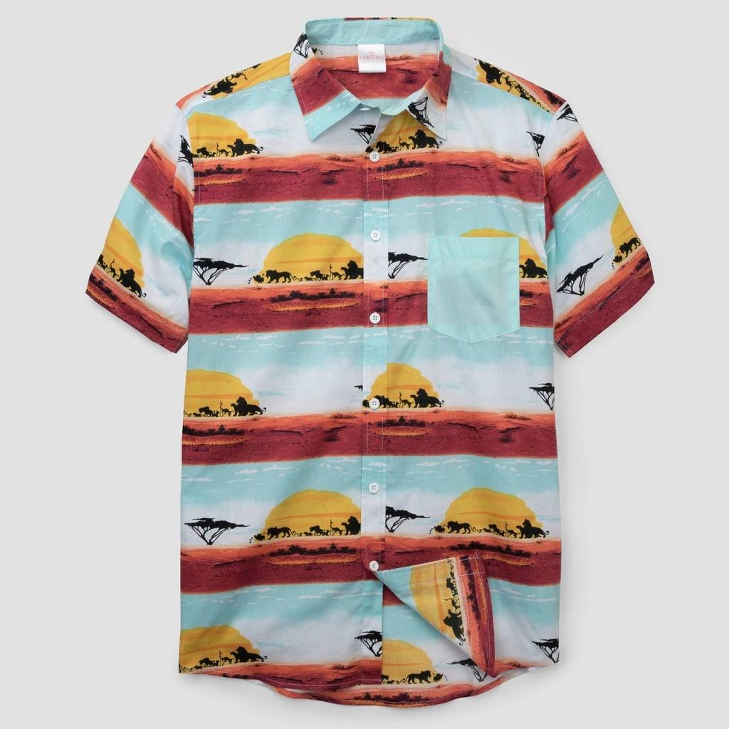 Men's The Lion King Short Sleeve Graphic T-Shirt