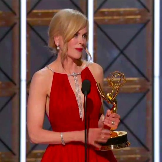 Nicole Kidman's Emmys 2017 Speech Video