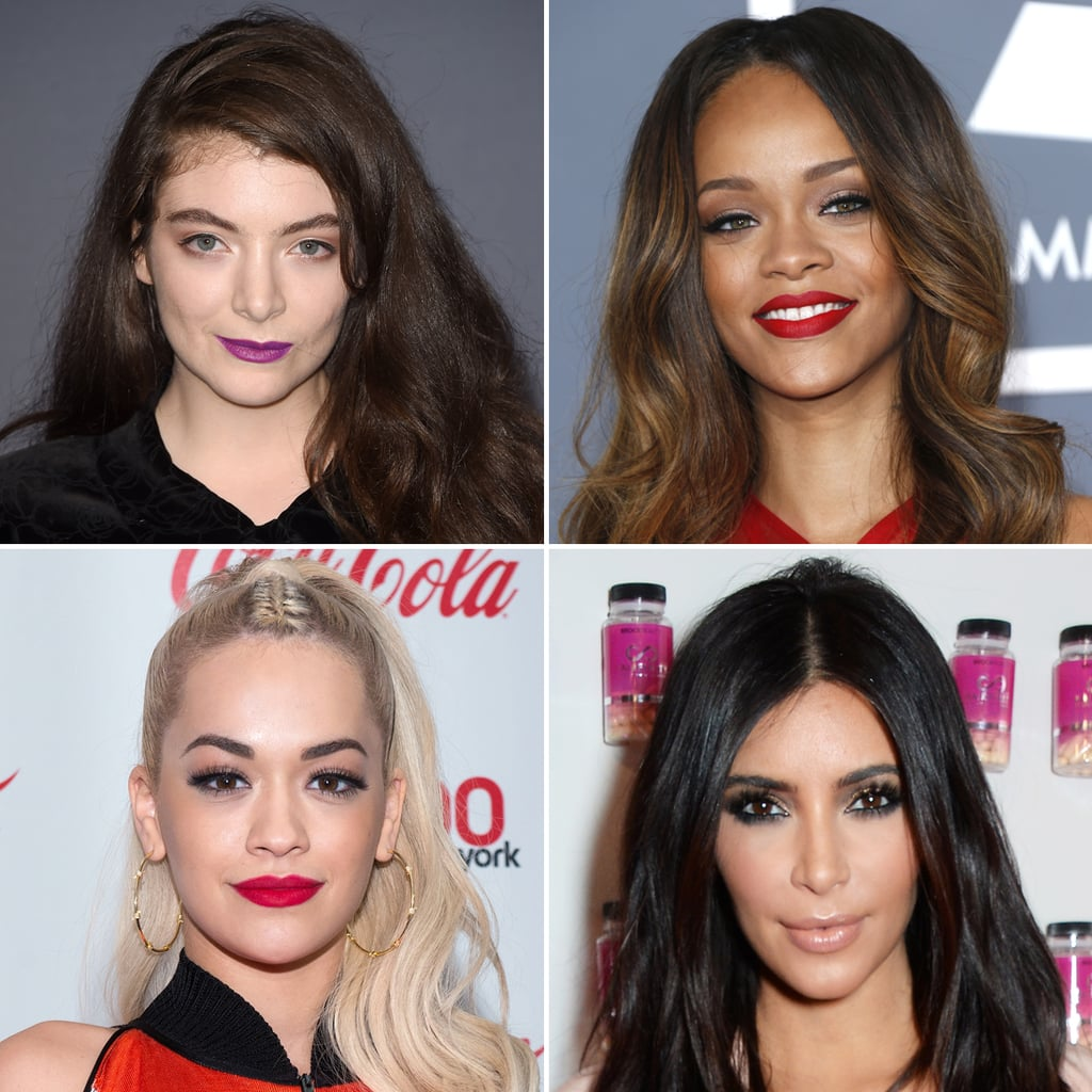 Taylor Swift, Kylie Jenner Exact Celebrity Lipstick Shades