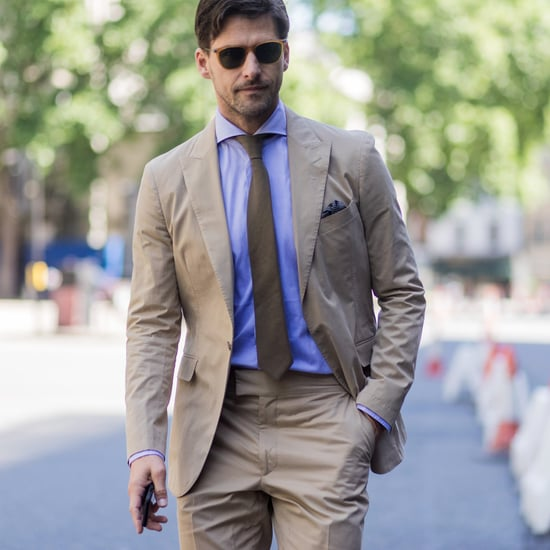 How to Match Men's Suits and Shoes