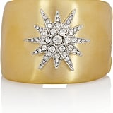 Kenneth Jay Lane Star Cuff