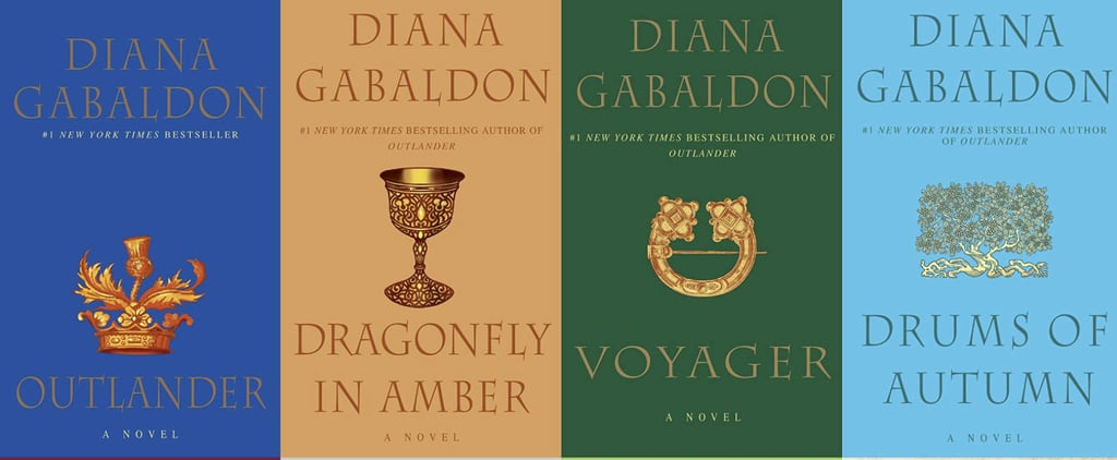 Definitive Ranking of the Outlander Books