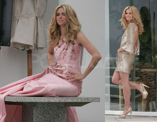 Heidi Klum Can Still Model With the Best of 'Em