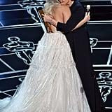 Julie Andrews at the Oscars 2015
