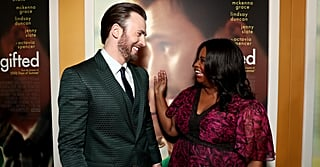 Chris Evans Calls Out Octavia Spencer For Her Not-So-Happy Birthday Wish, and We're DYING