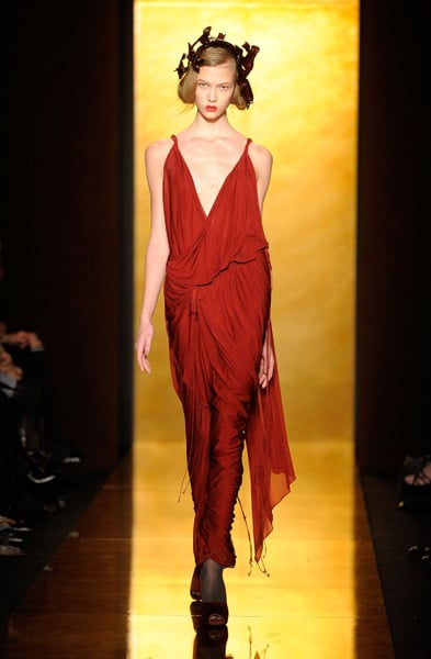 New York Fashion Week, Fall 2008: Donna Karan