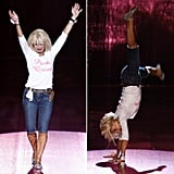The Betsey Johnson Cartwheel
