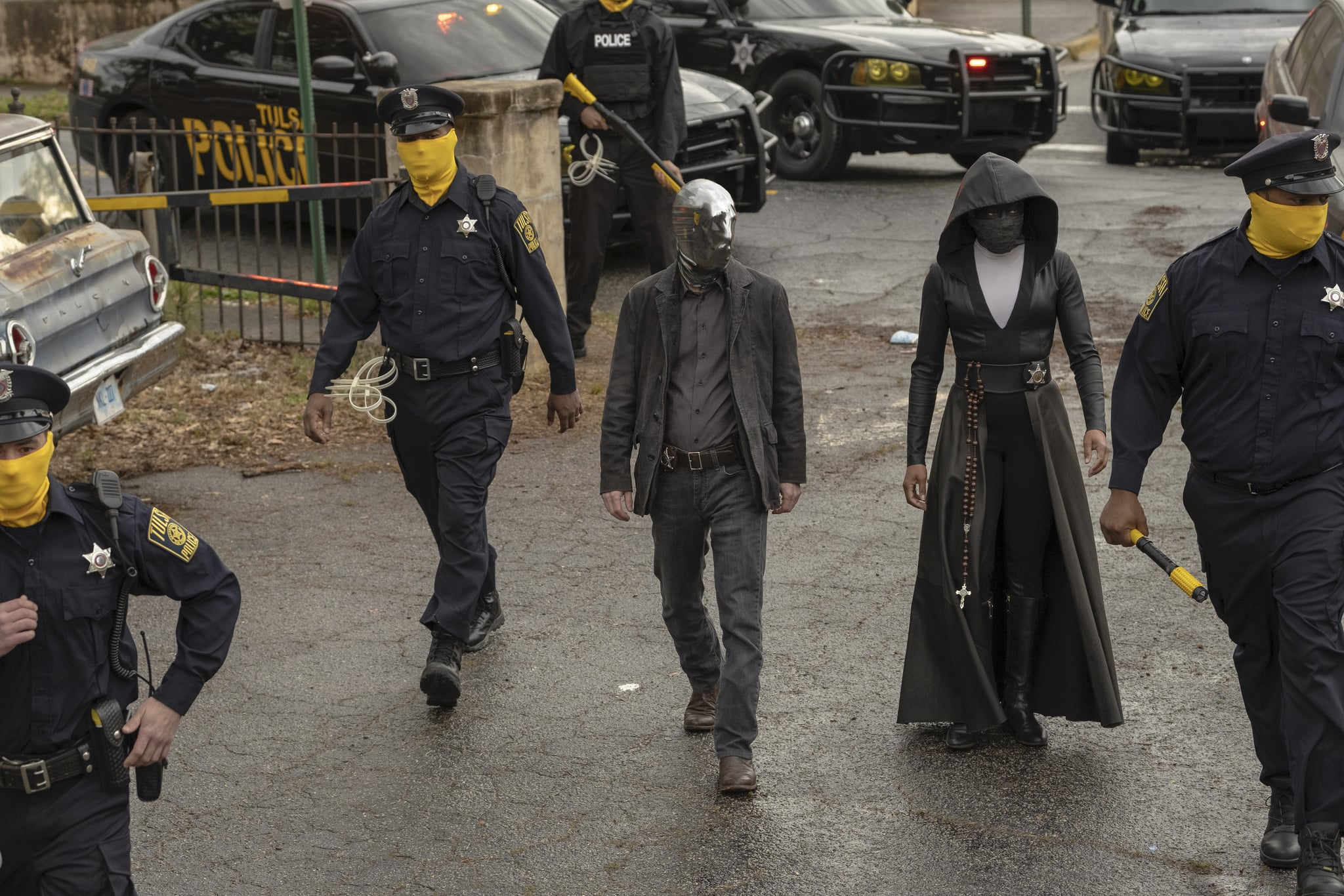 """Who Watches the Watchmen?"" Means More Than You Think in HBO's New Series"