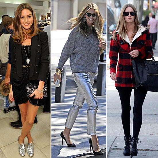 Best Celebrity Fashion, Dresses & Model Style in 2018