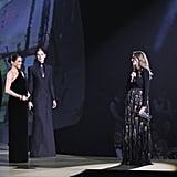 ميغان ماركل في حفل جوائز الأزياء لعام 2018