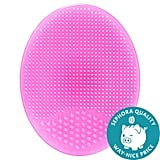 Alternatively, for something that's not electronic, there's the Sephora Collection Precision Pore Cleansing Pad ($9), which is also a silicone pad with tiny pore-cleaning, exfoliating bristles, but this one you power all on your own.